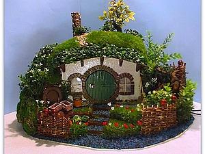 Домик для Хоббита | Ярмарка Мастеров - ручная работа, handmade