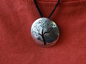 Делаем серебряный выпильной кулон | Ярмарка Мастеров - ручная работа, handmade