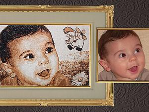 Программа вышивка портрета по фотографии