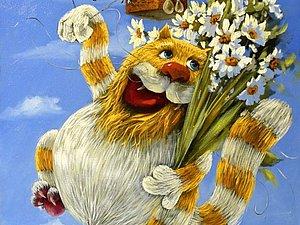 Чудеса в картинах художника Антона Горцевича .   Ярмарка Мастеров - ручная работа, handmade