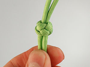 Бриллиантовый узел схема плетения