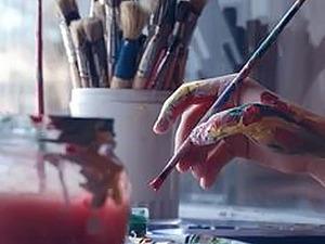 Там, где живет вдохновение: 55 мастерских художников   Ярмарка Мастеров - ручная работа, handmade