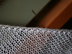 Как закрыть петли  машинного вязания иглой | Ярмарка Мастеров - ручная работа, handmade