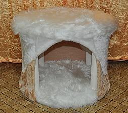 Домик для кошки. Ярмарка Мастеров - ручная работа, handmade.