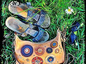 Распродажа летних сумочек!) скидка 50% на последний экземпляр;) | Ярмарка Мастеров - ручная работа, handmade