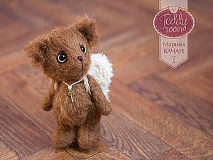 Крылья для ангела мишки Тедди или куклы.. Ярмарка Мастеров - ручная работа, handmade.