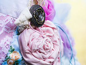 Аукцион на сумку в стиле бохо! | Ярмарка Мастеров - ручная работа, handmade