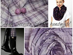 Воздушные платочки и шарфики в подарок любимым! | Ярмарка Мастеров - ручная работа, handmade