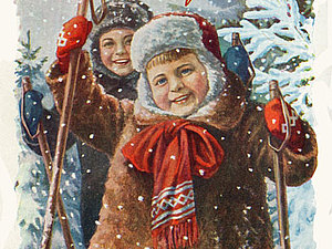 С Новым годом, мои дорогие! | Ярмарка Мастеров - ручная работа, handmade