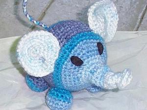 Разивающий слоник - хит моих продаж   Ярмарка Мастеров - ручная работа, handmade