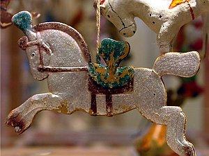 Новогодние игрушки, свечи и хлопушки.... Немного истории.. Ярмарка Мастеров - ручная работа, handmade.