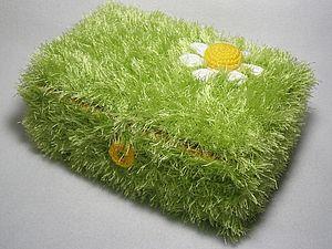 Ромашковая шкатулочка для рукоделия | Ярмарка Мастеров - ручная работа, handmade