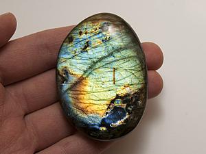 С Новым годом! + много фотографий моих новых камней | Ярмарка Мастеров - ручная работа, handmade