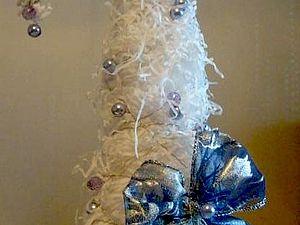 Делаем необычную елку с сюрпризом. Ярмарка Мастеров - ручная работа, handmade.