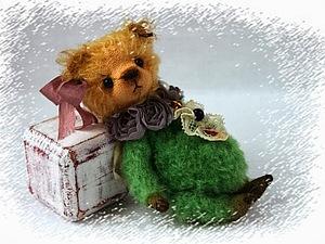 Мишка Тедди Ёлка | Ярмарка Мастеров - ручная работа, handmade