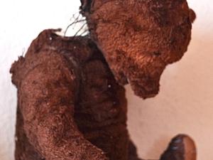 Мишка с блошки   Ярмарка Мастеров - ручная работа, handmade