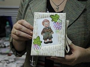 блокнот в мягкой обложке с нуля | Ярмарка Мастеров - ручная работа, handmade