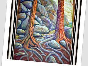 Мистические истории (5) Случай в лесу | Ярмарка Мастеров - ручная работа, handmade