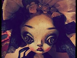 Создаем шляпку для куклы. Ярмарка Мастеров - ручная работа, handmade.