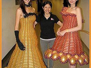 Платья из воздушных шаров! | Ярмарка Мастеров - ручная работа, handmade