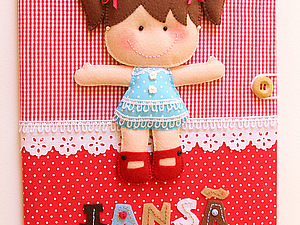 Фетровые игрушки Erica Catarina | Ярмарка Мастеров - ручная работа, handmade