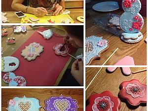 Профессиональный курс по приготовлению и росписи пряников-козуль   Ярмарка Мастеров - ручная работа, handmade