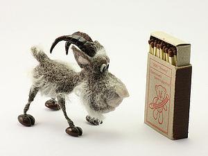 Все козлы | Ярмарка Мастеров - ручная работа, handmade
