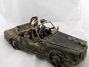 Создаем Jaguar Xjs V12. Ярмарка Мастеров - ручная работа, handmade.