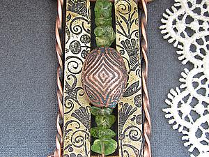 Изготовление фурнитуры для украшений своими руками: травление меди и латуни   Ярмарка Мастеров - ручная работа, handmade