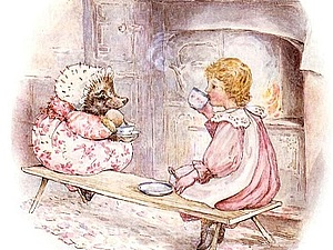 Ухти-Тухти или за чашкой чая этой осенью | Ярмарка Мастеров - ручная работа, handmade