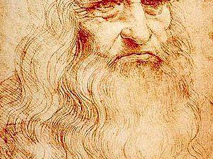 Великие люди истории. Как рекламировал себя Leonardo da Vinci | Ярмарка Мастеров - ручная работа, handmade