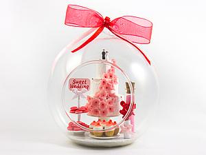 Мастерим сладкий свадебный стол в миниатюре. Ярмарка Мастеров - ручная работа, handmade.