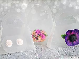 Все изделия упакованы в подарочную упаковку ручной работы!. Ярмарка Мастеров - ручная работа, handmade.