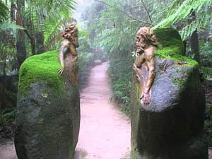Сад скульптур William Ricketts: сокровенная сущность дикой природы в работах австралийского мастера. Ярмарка Мастеров - ручная работа, handmade.
