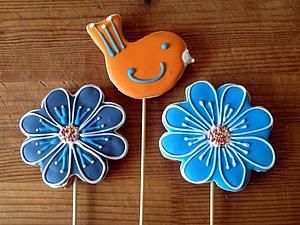 Из чего же, из чего же сделаны пряники? | Ярмарка Мастеров - ручная работа, handmade