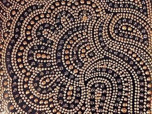 Растительный узор - Point-to-point   Ярмарка Мастеров - ручная работа, handmade