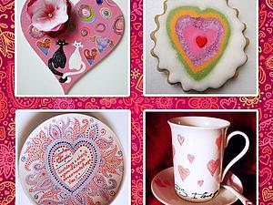 День всех Влюбленных | Ярмарка Мастеров - ручная работа, handmade