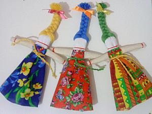 традиционная куколка Веснянка | Ярмарка Мастеров - ручная работа, handmade