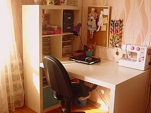 Моё рабочее место | Ярмарка Мастеров - ручная работа, handmade