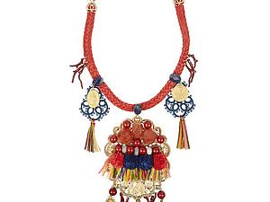 Must have 2013-2014: бижутерия от Dolce&Gabbana и Ashley Pitman | Ярмарка Мастеров - ручная работа, handmade