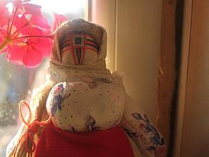 Делаем куклу-мотанку Берегиню. Ярмарка Мастеров - ручная работа, handmade.