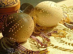 Пасхальные! ажурные! куриные!:)   Ярмарка Мастеров - ручная работа, handmade