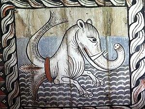 Внезапные слоны, или Добрые великаны в искусстве народов разных стран. Ярмарка Мастеров - ручная работа, handmade.