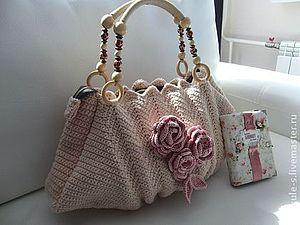 Добро пожаловать в мир сумок-ракушек | Ярмарка Мастеров - ручная работа, handmade