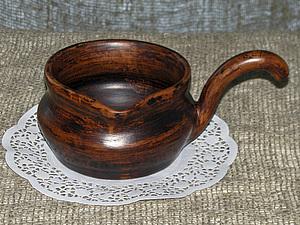 Старинные сосуды - кашник. | Ярмарка Мастеров - ручная работа, handmade