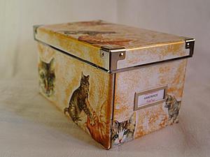 Превращение коробки в эксклюзивную упаковку для ваших изделий или подарка. Ярмарка Мастеров - ручная работа, handmade.