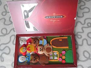 Как упаковывать кукольный пальчиковый театр | Ярмарка Мастеров - ручная работа, handmade