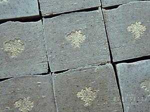 Кратко о приготовлении: Мыло с нуля Мягкий скраб для лица Шелк и травы Холодный способ | Ярмарка Мастеров - ручная работа, handmade