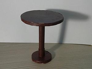 Мастерим столик для куклы. Ярмарка Мастеров - ручная работа, handmade.