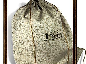 Как легко сшить рюкзак для куклы. Ярмарка Мастеров - ручная работа, handmade.